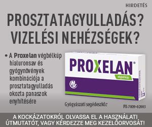 Proxelan kúp - akut és krónikus prosztatagyulladás okozta vizelési nehézségek esetén - Uropatika